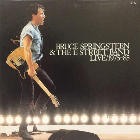 Bruce Springsteen & the E Street Band Vinyl (Used)