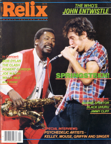 Bruce SpringsteenMagazine