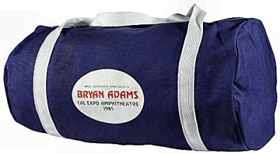 Bryan Adams Gym Bag
