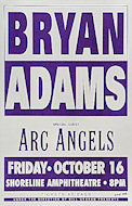 Bryan Adams Poster