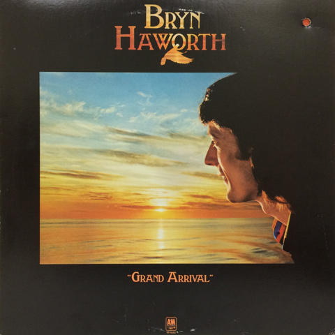 Bryn Haworth Vinyl (Used)