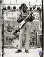 Buddy Guy Premium Vintage Print