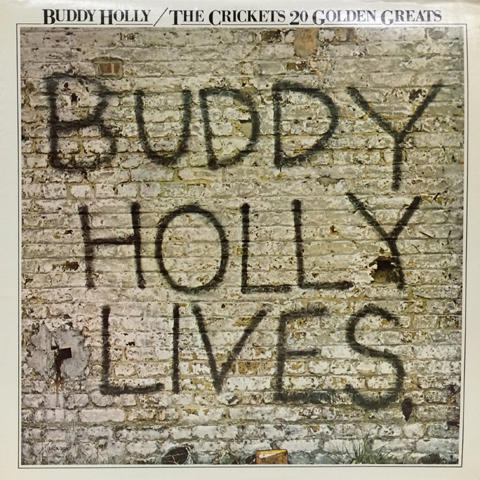 Buddy Holly Vinyl (Used)