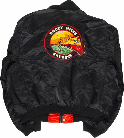 Buddy Miles Express Men's Vintage Jacket