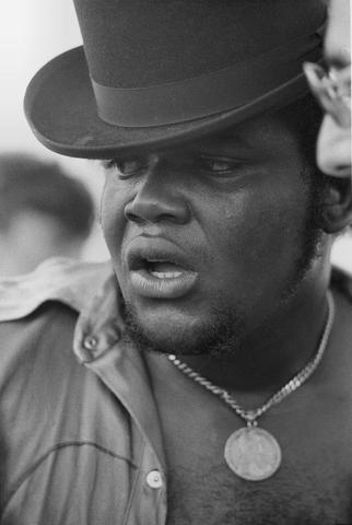 Buddy Miles Fine Art Print