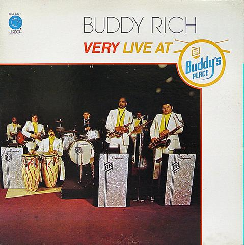 Buddy Rich Vinyl (Used)