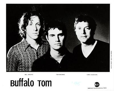 Buffalo Tom Promo Print