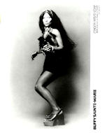Buffy Sainte-Marie Promo Print