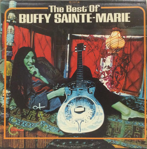 Buffy Sainte-Marie Vinyl (Used)
