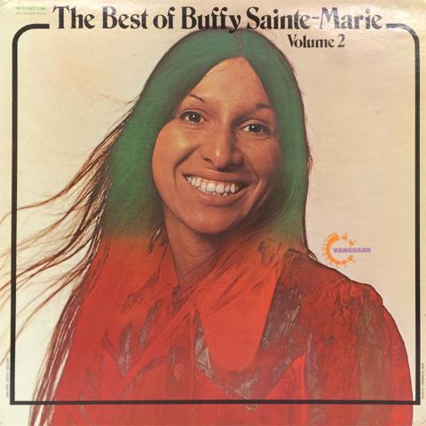 Buffy Sainte-Marie Vinyl (Used)