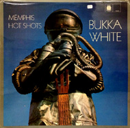 Bukka White Vinyl (Used)