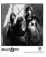 Bullet Boys Promo Print