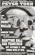 Bunny Wailer Poster
