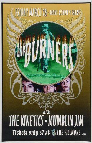BurnersPoster
