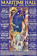 Busta Rhymes Handbill