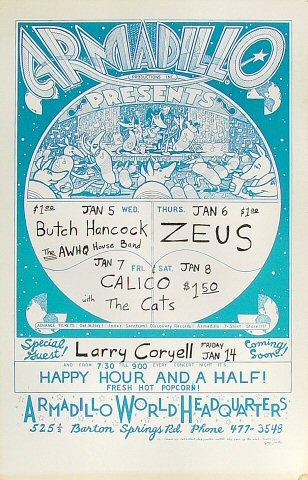 Butch Hancock Poster