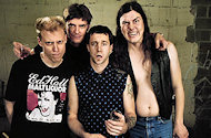 Butthole Surfers BG Archives Print