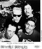 Butthole Surfers Promo Print