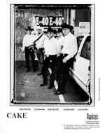Cake Promo Print