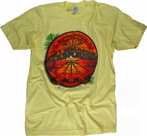 California Women's Retro T-Shirt