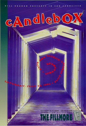 Candlebox Poster