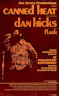 Dan Hicks Poster