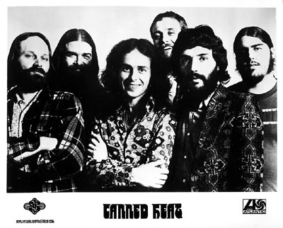 Canned Heat Promo Print