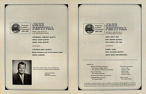 Herbie Mann Program