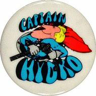 Captain Hydro Vintage Pin