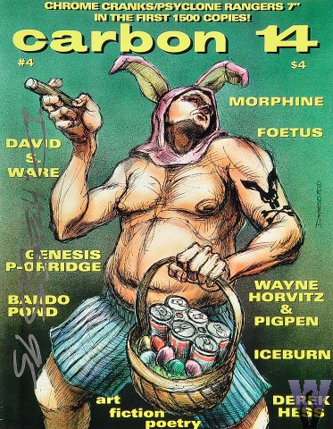 Carbon 14 #4Magazine