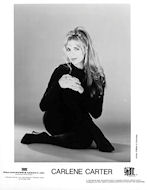 Carlene Carter Promo Print