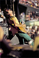 Carlos Santana BG Archives Print