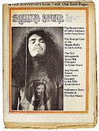 Carlos Santana Magazine