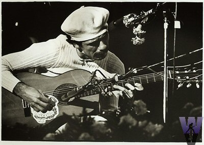 Carlos SantanaVintage Print