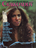 Carly Simon Crawdaddy Magazine