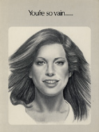 Carly Simon Greeting Card