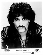 Carmine Appice Promo Print