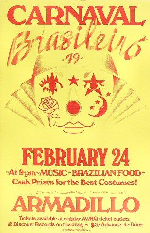 Carnaval Brasileiro '79 Poster
