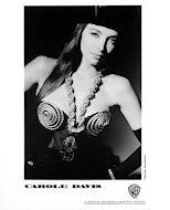 Carole Davis Promo Print