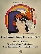 Carole King Poster