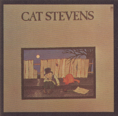 Cat Stevens Backstage Pass