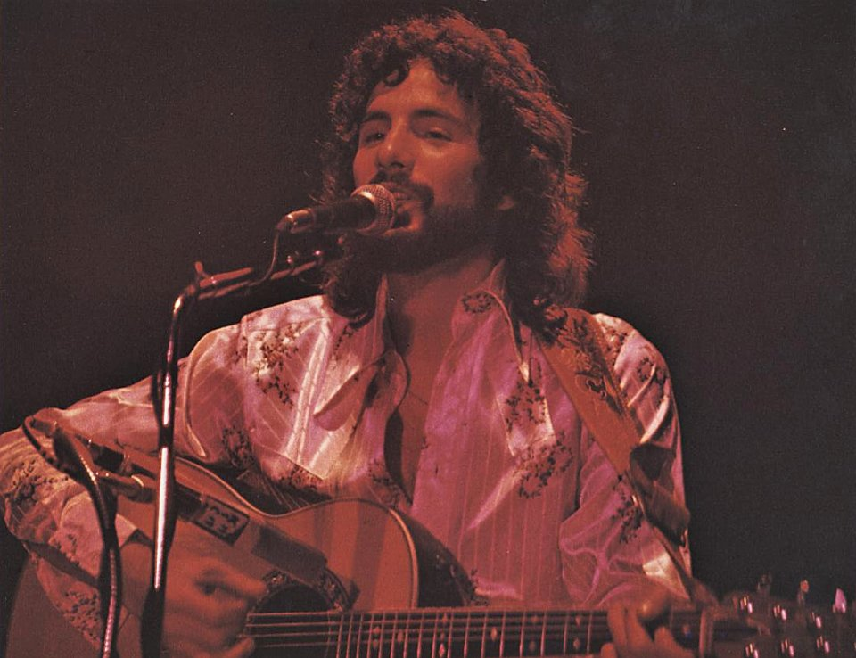 Cat Stevens Handbill 1974