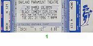 Cedric the Entertainer 1990s Ticket
