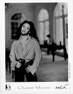 Chante Moore Promo Print