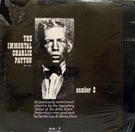 Charley Patton Vinyl (New)