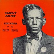 Charley Patton Vinyl (Used)