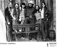 Charlie Daniels Promo Print