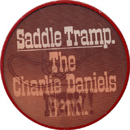 The Charlie Daniels Band Vintage Pin