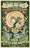 Charlie Musselwhite Handbill