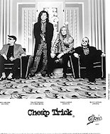 Cheap Trick Promo Print